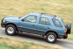 Opel Frontera 1992 - 1995 foto 1