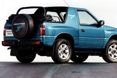 Opel Frontera 3 durvis 1995 - 1998 foto 2