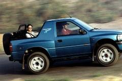 Opel Frontera 3 durvis 1995 - 1998 foto 4
