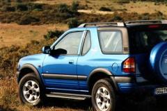 Opel Frontera 3 durvis 1998 - 2004 foto 1