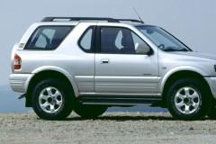 Opel Frontera 3 durvis 1998 - 2004 foto 2