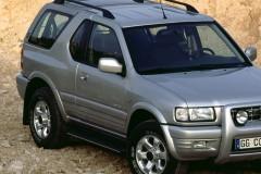 Opel Frontera 3 durvis 1998 - 2004 foto 3