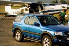 Opel Frontera 3 durvis 1998 - 2004 foto 4