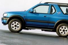Opel Frontera 3 durvis 1998 - 2004 foto 6