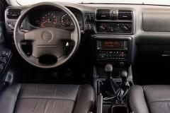 Opel Frontera 3 durvis 1998 - 2004 foto 7