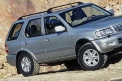 Opel Frontera 1998 - 2004 foto 2