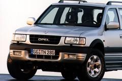 Opel Frontera 1998 - 2004 foto 3