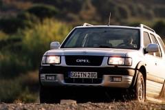 Opel Frontera 1998 - 2004 foto 4
