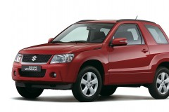 Suzuki Grand Vitara 3 durvis 2008 - 2010 foto 7