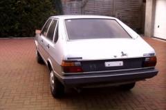 Volkswagen Passat Hečbeks 1980 - 1981 foto 2