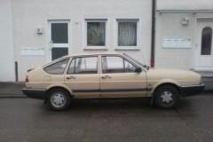 Volkswagen Passat Hečbeks 1981 - 1985 foto 3