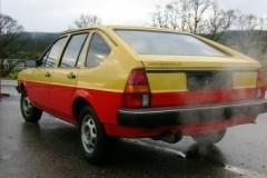Volkswagen Passat Hečbeks 1981 - 1985 foto 1