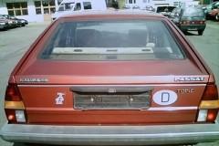Volkswagen Passat Hečbeks 1981 - 1985 foto 5