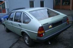 Volkswagen Passat Hečbeks 1981 - 1985 foto 6