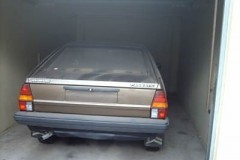 Volkswagen Passat Hečbeks 1981 - 1985 foto 8