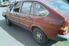 Volkswagen Passat Hečbeks 1981 - 1985 foto 11