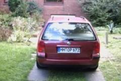 Volkswagen Passat Variant Universāls 1997 - 2000 foto 2