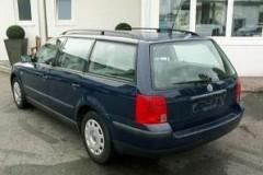 Volkswagen Passat Variant Universāls 1997 - 2000 foto 6