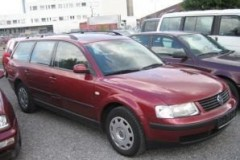 Volkswagen Passat Variant Universāls 1997 - 2000 foto 11