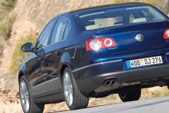 Volkswagen Passat Sedans 2005 - 2010 foto 4