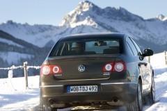 Volkswagen Passat Sedans 2005 - 2010 foto 9