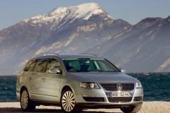 Volkswagen Passat Variant Universāls 2005 - 2010 foto 8