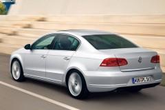 Volkswagen Passat Sedans 2010 - 2014 foto 1