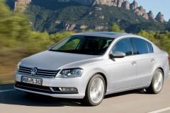 Volkswagen Passat Sedans 2010 - 2014 foto 9