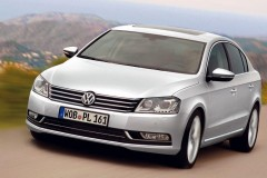 Volkswagen Passat Sedans 2010 - 2014 foto 8