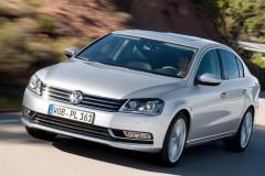 Volkswagen Passat Sedans 2010 - 2014 foto 7