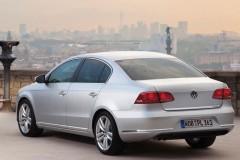 Volkswagen Passat Sedans 2010 - 2014 foto 3