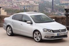 Volkswagen Passat Sedans 2010 - 2014 foto 2