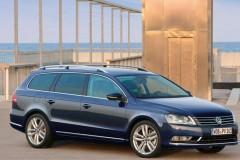 Volkswagen Passat Variant Universāls 2010 - 2014 foto 6
