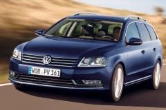 Volkswagen Passat Variant Universāls 2010 - 2014 foto 9