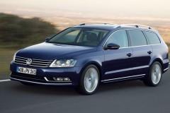 Volkswagen Passat Variant Universāls 2010 - 2014 foto 10