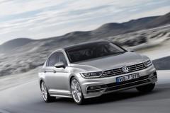 Volkswagen Passat Sedans 2014 - foto 12