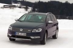 Volkswagen Passat Alltrack Hečbeks 2012 - foto 6