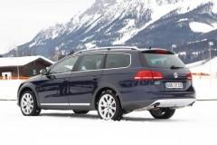 Volkswagen Passat Alltrack Hečbeks 2012 - foto 5