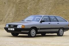 Audi 100 Universāls 1983 - 1988 foto 6