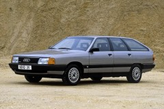 Audi 100 Universāls 1983 - 1988 foto 1