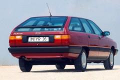 Audi 100 Universāls 1983 - 1988 foto 4