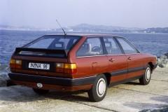 Audi 100 Universāls 1983 - 1988 foto 2