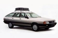 Audi 100 Universāls 1983 - 1988 foto 10