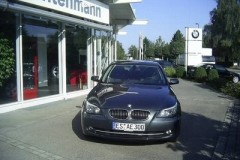 BMW 5 sērija E60 Sedans 2007 - 2010 foto 1