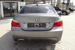 BMW 5 sērija E60 Sedans 2007 - 2010 foto 12