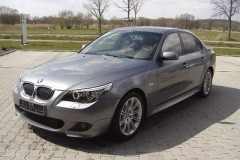 BMW 5 sērija E60 Sedans 2007 - 2010 foto 11