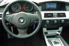 BMW 5 sērija E60 Sedans 2007 - 2010 foto 2