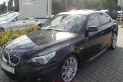 BMW 5 sērija E60 Sedans 2007 - 2010 foto 5