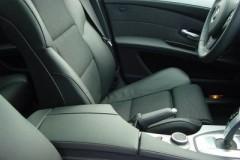 BMW 5 sērija E60 Sedans 2007 - 2010 foto 6