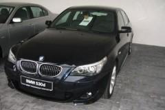 BMW 5 sērija E60 Sedans 2007 - 2010 foto 10